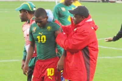 Un joueur camerounais très affecté par l'élimination de son équipe pour la CAN 2013