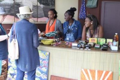 L'Africa House aux JO de Londres 2012