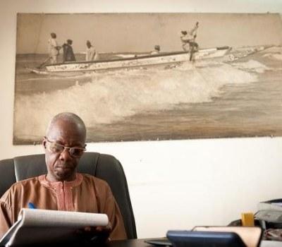 Senegal's Catch Of A Lifetime