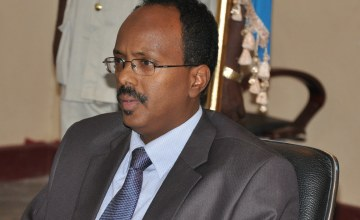 Somali President Gives Up U.S. Citizenship