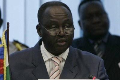 François Bozizé, Président de la Centrafrique