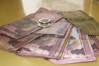 Rwandan franc.