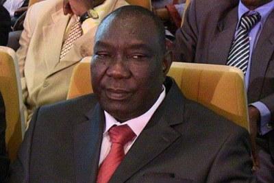 Michel Djotodia chef de la Seleka