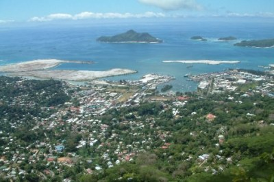Victoria, capital of Seychelles (file photo).