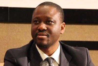 Guillaume Soro  président de l'Assemblée nationale ivoirienne