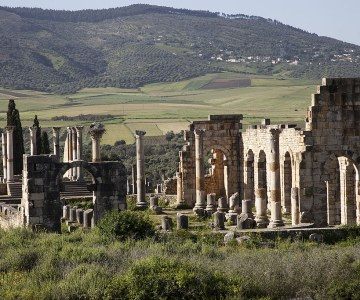 Top 10 North African Heritage Sites