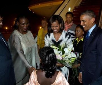 Le Président  Barack Obama au Sénégal