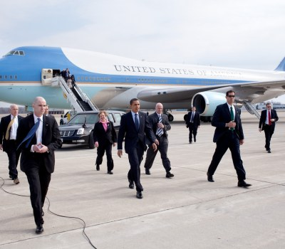 Protecting The U.S. President Overseas - 10 Things You Need to Know