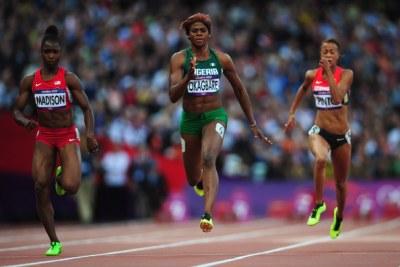 (Photo d'archives) - Les athlètes africains seront très attendus au 20e Jeux du Commonwealth qui se tiennent à Glasgow (Ecosse)