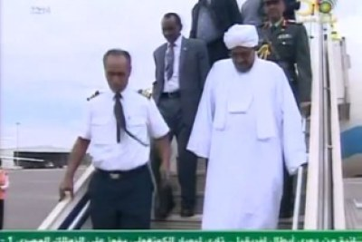 President Omer Hassan al-Bashir