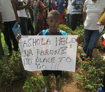 Forced Evictions in Nigeria's Lagos State
