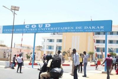 Centre des œuvres universitaires de Dakar