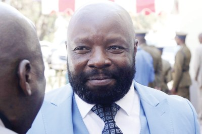 Former Reserve Bank of Zimbabwe Governor Advisor and MP Munyaradzi Kereke