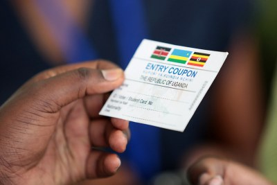 Launch of Identity cards as travel documents in Kenya, Uganda and Rwanda.