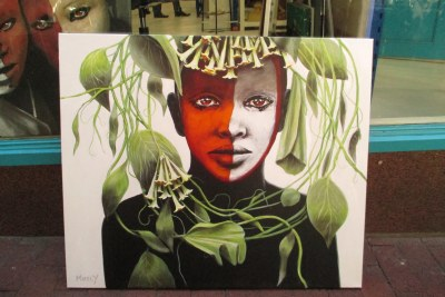 Showcasing Talented South African Artist