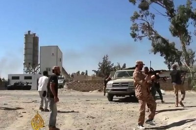 Weeks of violence in Benghazi and the capital Tripoli have forced many foreign diplomats to leave the country.
