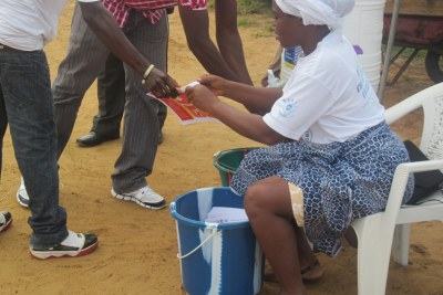 Ebola Awareness in Liberia