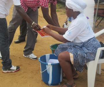 Ebola Awareness in Liberia