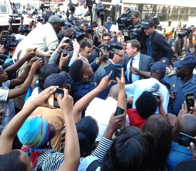 Oscar Pistorius déclaré non coupable