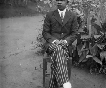 Chief S.O. Alonge - A Nigerian Royal Court Photographer During Colonial Times