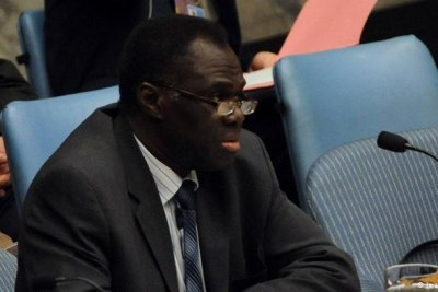 Former foreign minister Michel Kafando has served as Transitional President of Burkina Faso since 2014.