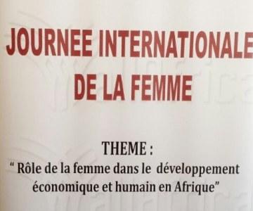 Table Ronde d'AllAfrica  pour la Journée de la femme sur: « Le rôle de la femme dans le développement économique et humain »