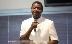 Nigeria: Pastor Adeboye -