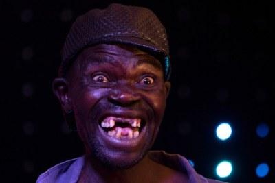 Mr Ugly Zimbabwe Maison Sere.