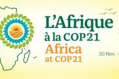 #AfricaCOP21
