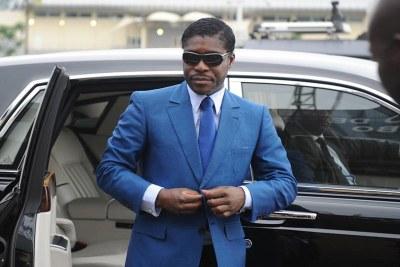 Teodorin Obiang.