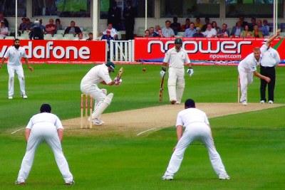 England v South Africa at Edgbaston, Birmingham (file photo).