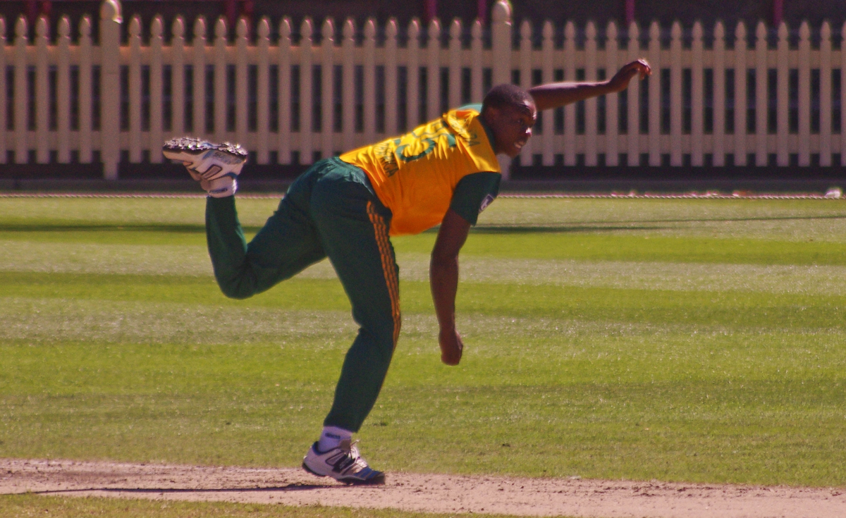 South Africa: 'Rusty' Rabada Pain-Free and Ready to Fire