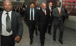 Le grand ménage contre la corruption en Afrique du Sud