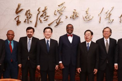 AfDB President Adesina leads Bank mission to Japan, Korea and China