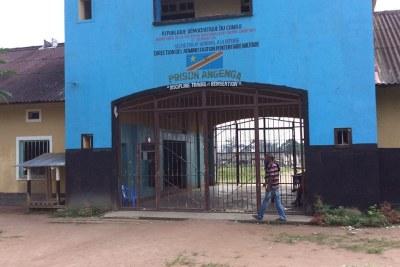 Prison militaire en RDC