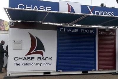 Chase Bank.