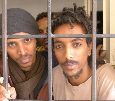 Life Inside Libya's Detention Centres
