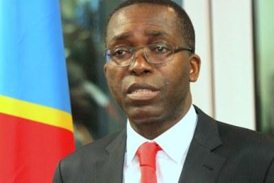 Matata Ponyo, Premier Ministre de la RDC.