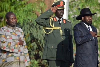Le chef des rebelles sud-soudanais, Riek Machar, est de retour à Juba, une étape importante dans la résolution de la guerre civile au Soudan du Sud.