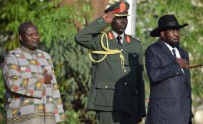 Riek Machar accepte de signer l'accord de paix au Sud-Soudan