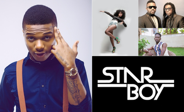 Nigerian Star Wizkid Signs Ghanaian Artists to Record Label