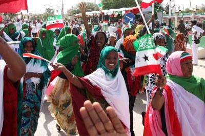 Somaliland celebrates 25 years (file photo).