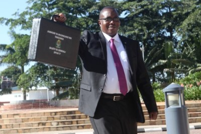 Finance and Planning Minister, Dr Philip Mpango (file photo).