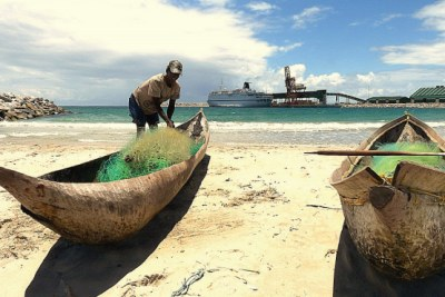 38 of the 54 African States are coastal States while more than 90 percent of Africa's imports and exports are conducted by sea. In its Africa's Blue Economy Policy Handbook, the UN economic Commission for Africa (ECA) proposes a roadmap to harness African waters in order to propel the continent's structural transformation.