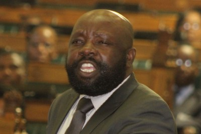 Convicted rapist Munyaradzi Kereke (file photo).