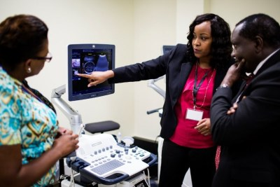 GE Healthcare partnered with the Nigerian government and USAID to train 1,300 midwives on portable ultrasound equipment – impacting two million expectant mothers and helping drive down maternal-infant mortality rates in the coming years.