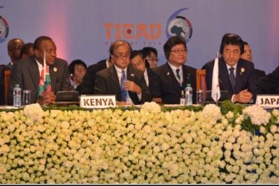 Sommet Afrique-Asie à Nairobi, Ticad VI.