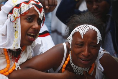 Ethiopia Mourns After Stampede at Thanksgiving Festival