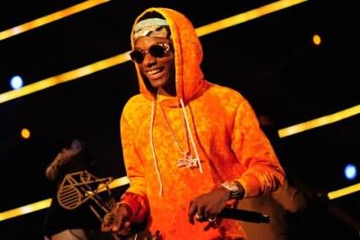 Le chanteur nigérian Wizkid