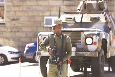 La crise politique du Lesotho a été le plus grand défi pour la SADC en 2016.